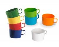 Kaffeetasse 0,2 ltr der Serie Kinderzeug aus Polycarbonat
