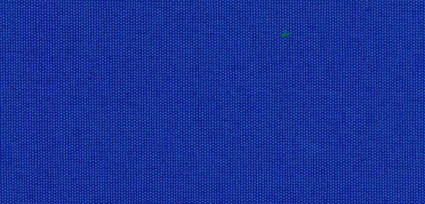 Vorhangstoff in Uni-Blau