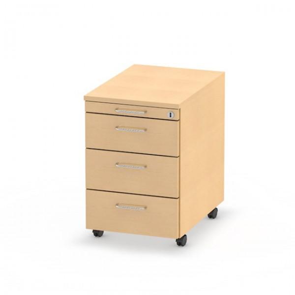 Rollcontainer für Schreibtische