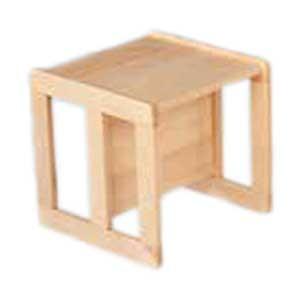 Wendehocker mit 3 Sitzhöhen
