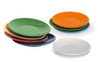 Untertassen der Serie Kinderzeug aus Polycarbonat - Geschirr für Kinder aus Kunststoff