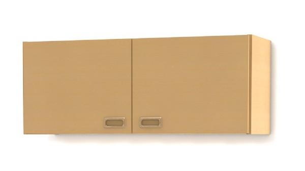 Küchen-Oberschrank als Hängeschrank mit Doppeltür für Kinderküchen von kita-ausstatter.de
