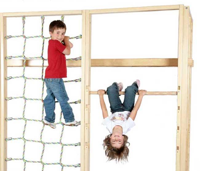kletter und turnger te turnraum mehrzweckraum einrichten innenbereich kita. Black Bedroom Furniture Sets. Home Design Ideas
