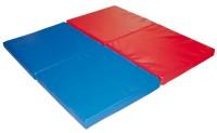 Faltbare, 4-teilige Fallschutzmatte Skandia TURM für Fallhöhen bis 2600 mm