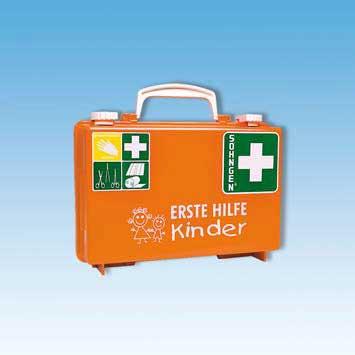 Erste-Hilfe-Koffer-Kindergarten