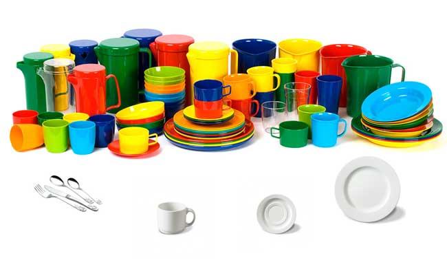 kindergeschirr kinderbesteck f r kita kindergarten hort und schule kita. Black Bedroom Furniture Sets. Home Design Ideas