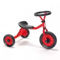 MINI VIKING Rutsch Dreirad mit Lenkrad von winther - Schiebe-Dreirad für die Allerkleinsten