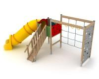 Klettergerüst Kindergarten Outdoor : Neues klettergerüst in der kita beckdorf apensen