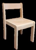 Stuhl Tim - der Klassiker unter den Massivholzstühlen
