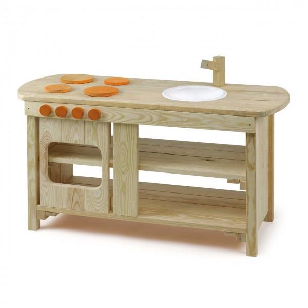 0df226f5ed Outdoor-Spielküche aus Holz   Stabile Spielküche für Kinder    kita-ausstatter.de