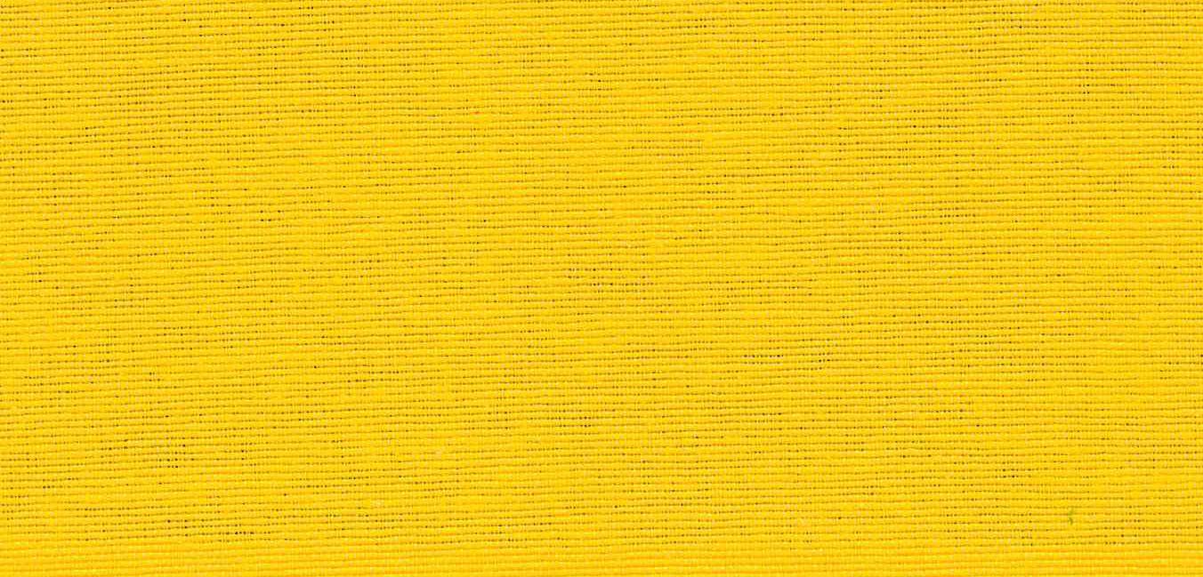 Vorhangstoff in Uni-Gelb