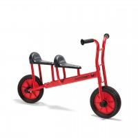 Viking Tandem BikeRunner™ von winther - Tandem-Lauflernrad für Kinder von 4-7 Jahren