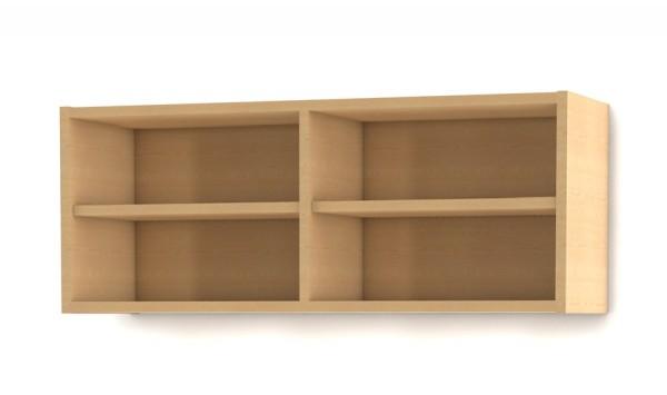 Hängeregal als Küchen-Oberschrank für Kinderküchen von kita-ausstatter.de