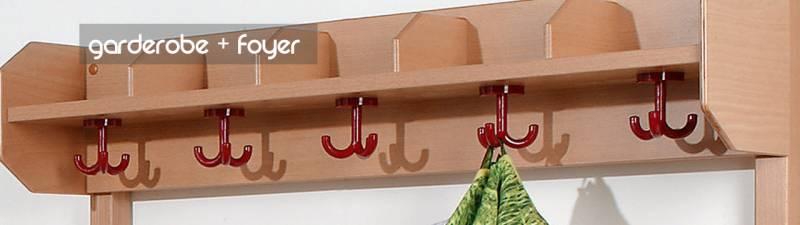 Garderobe + Foyer