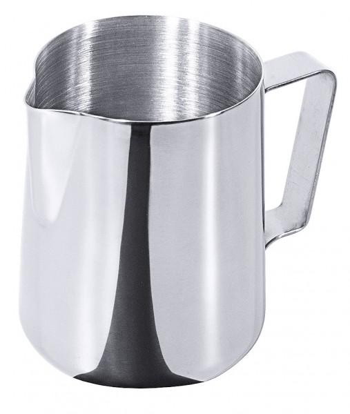 Milchkanne aus Edelstahl - Wasser- und Saftkanne von Contacto