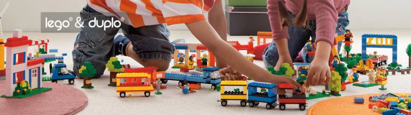 Lego + Duplo