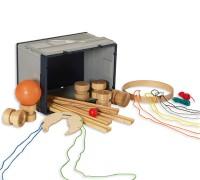 """Teamspiel-Box """"Eins"""" mit vielen Spielideen von pedalo® für Kinder, Jugendliche und Erwachsene"""