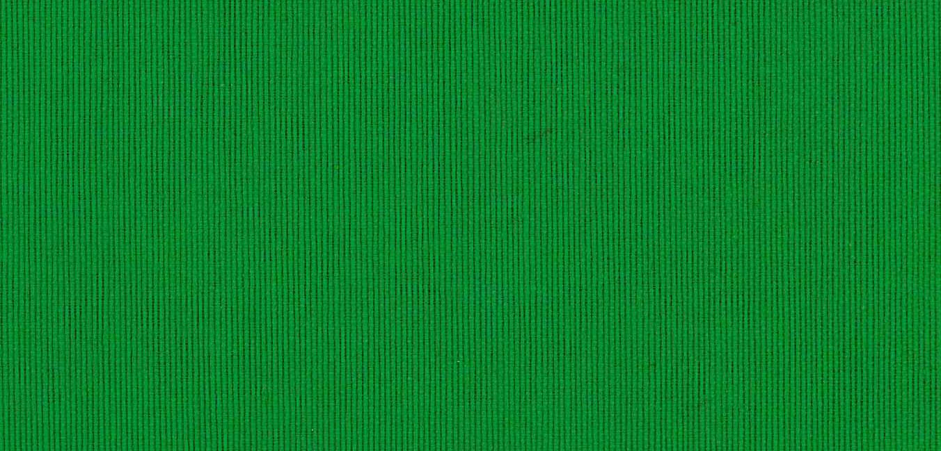 Vorhangstoff in Uni-Grün