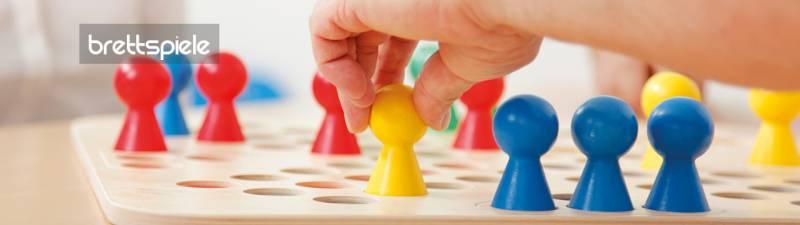 Holz- und Brettspiele, Didaktik-Spiele