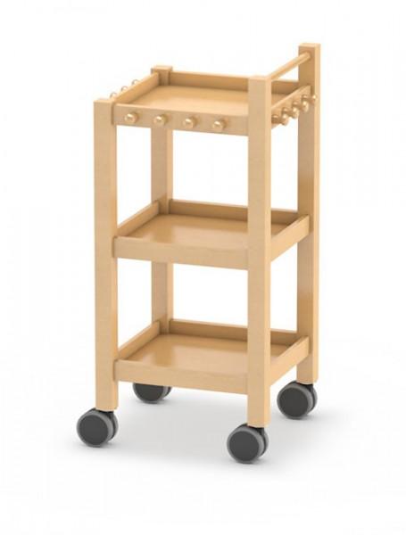 taschenwagen zum aufh ngen von taschen und beuteln kita. Black Bedroom Furniture Sets. Home Design Ideas