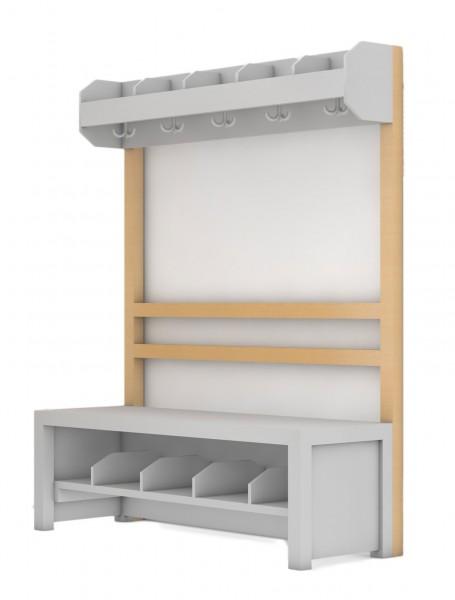 Garderobenstütze für Garderoben von kita-ausstatter.de