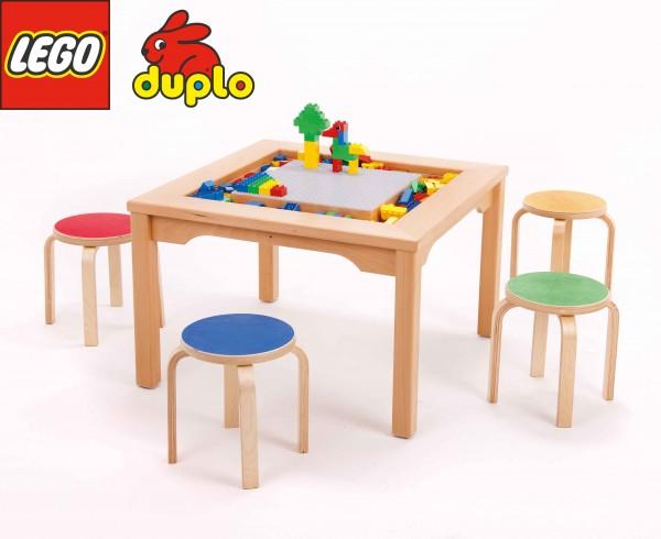 Spieltisch Fur Lego Und Duplo Kita Ausstatter De