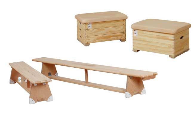 Turnbank-und-Sprungkasten-aus-Holz
