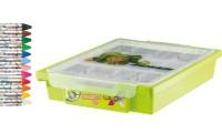 Jolly Wachsmalkreide Painty in praktischer Big Box - 288 Stifte in 12 Farben