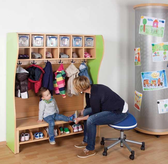 ikea garderobe kinder die besten 25 kindergarderobe ideen auf pinterest garderobe kinder. Black Bedroom Furniture Sets. Home Design Ideas