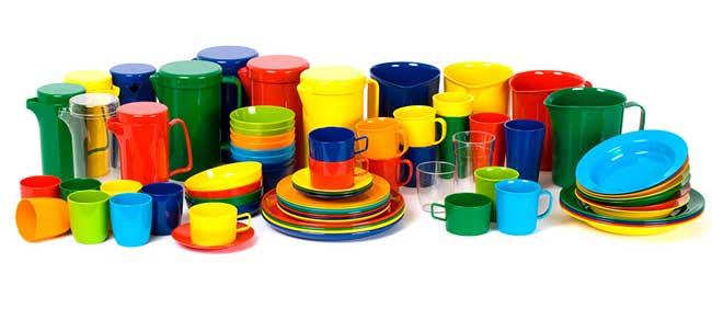 Geschirrserie-Kinderzeug-Polycarbonat