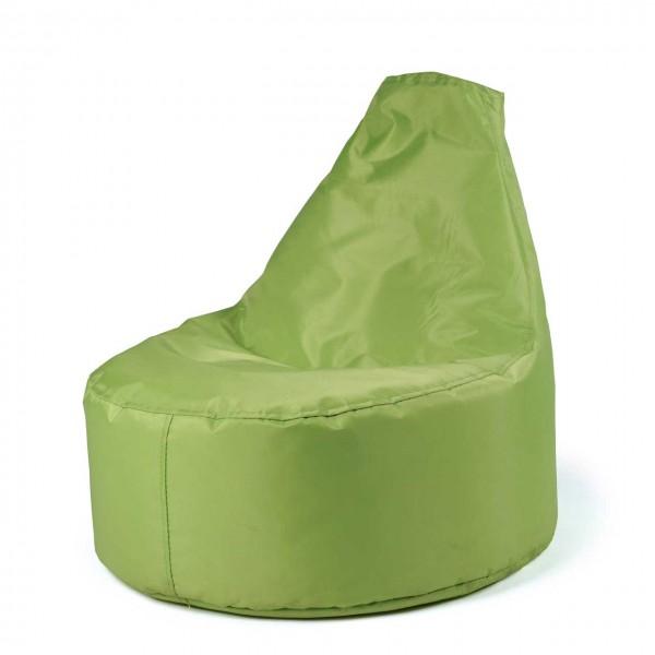 Sitzsack Outdoor von Erzi in Apfelgrün
