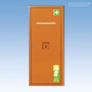 Anbausafe Verbandstoffe von Söhngen® - Farbe orange