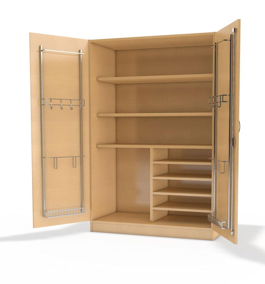 spezial schr nke schr nke aufbewahrung einrichten innenbereich kita. Black Bedroom Furniture Sets. Home Design Ideas