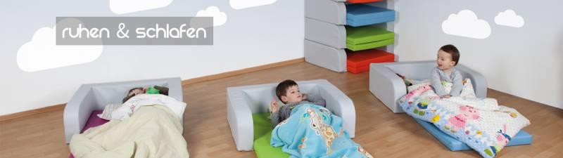Ruhen und Schlafen