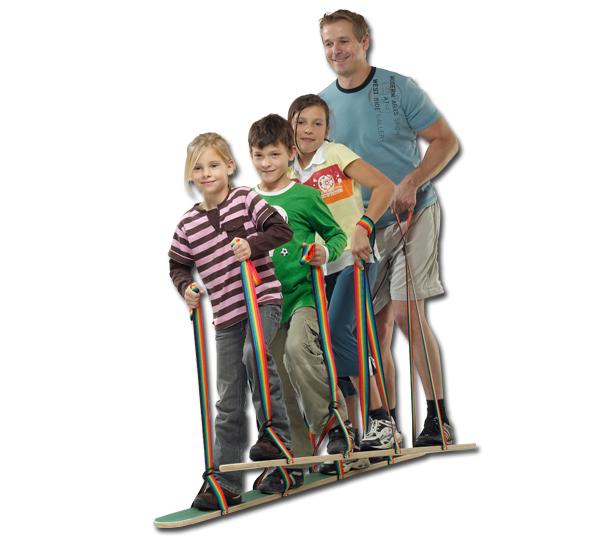 Sommerski-mit-Hand-Fussschlaufen