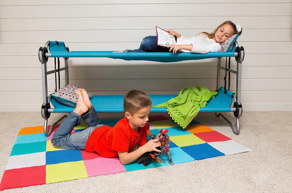 Etagenbetten Kita : Faltbares etagenbett für kinder kita ausstatter