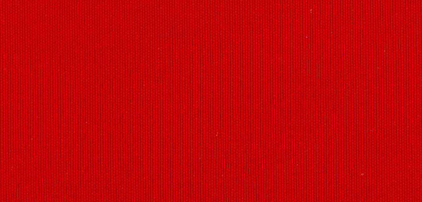Vorhangstoff in Uni-Rot