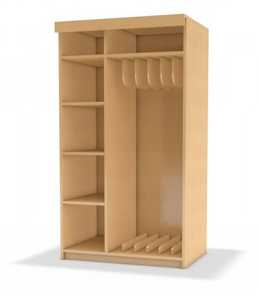 schrank vorhang 1001 ideen f r ankleidezimmer m bel zum. Black Bedroom Furniture Sets. Home Design Ideas