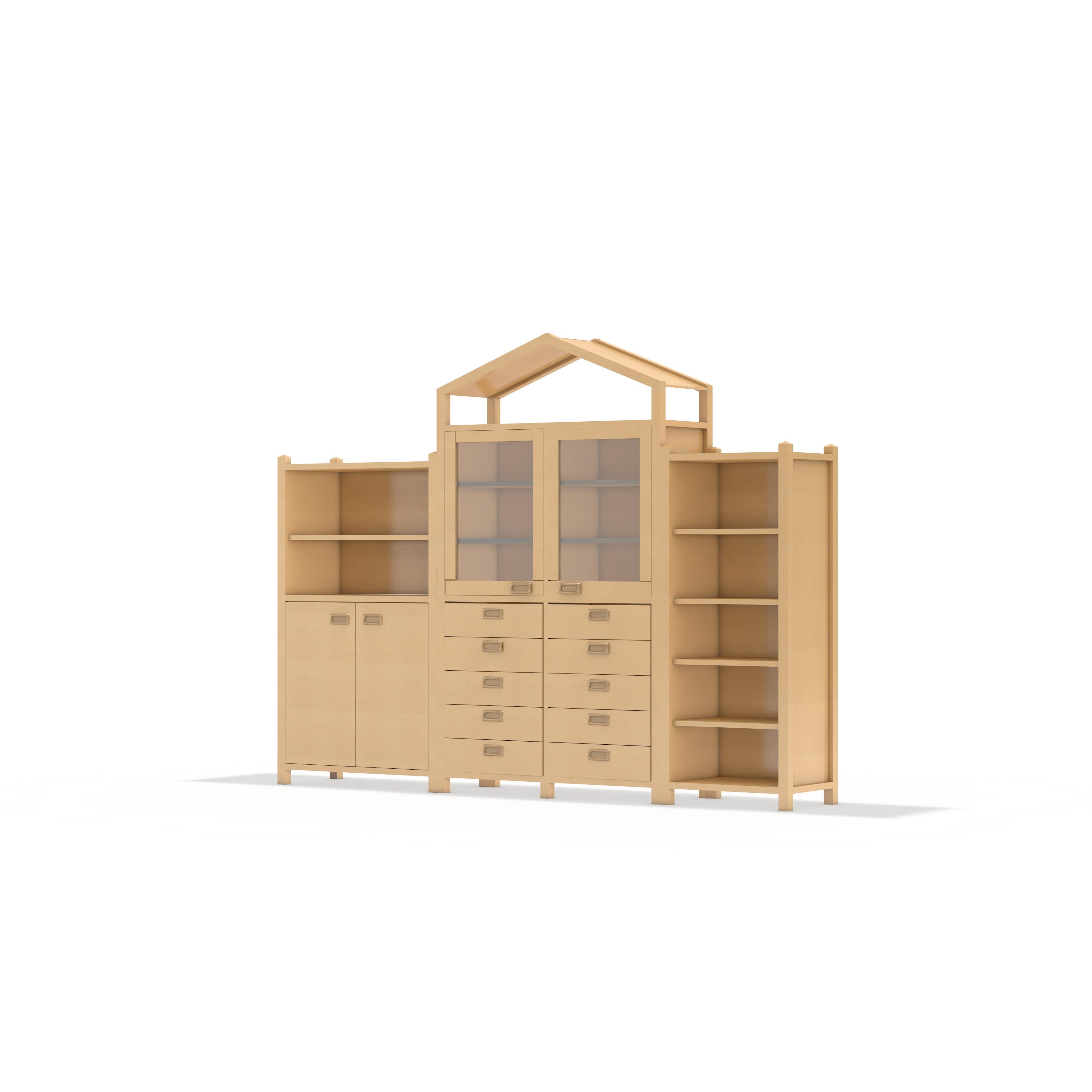 stollen regalsystem werner m bel f r kita. Black Bedroom Furniture Sets. Home Design Ideas