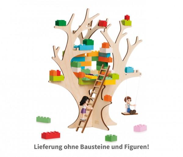 Brikkon Holzgerust Fur Lego 3d Puzzle Aus Holz Kita Ausstatter De