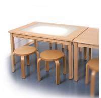 Lichtbildtisch für Kita oder Kindergarten